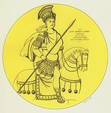 L'empereur Justinien en guerre