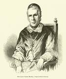 Monseigneur Thomas Masobpo, eveque de Santo-Domingo