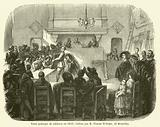 Vente publique de tableaux en 1650