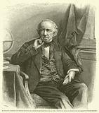 M Jomard, fondateur du Cabinet des cartes a la Bibliotheque imperiale