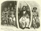 Le traitant Ouassengo et ses femmes