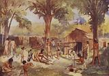 An Indian Village
