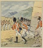 Quel soldat europeen, disait l'Empereur, n'est pas emu a mon approche!