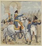 Le marechal Moncey