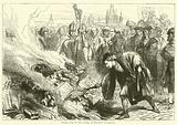 Destruction of the Works of Wicliffe at Prague