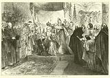 Coronation of Gustavus Vasa