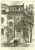 Judge Jeffreys' House, Duke Street, Westminster