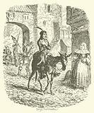 Illustration for Tristram Shandy