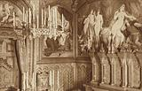 Bavarian King's-Castle Neuschwanstein, Study, Pictures of the Tannhauser's Legend