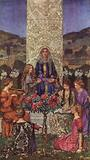 Our lady sings Magnificat, With tones surpassing sweet