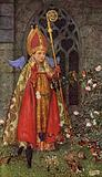 Hail, Bishop Valentine, whose day this is! All the air is thy diocese, And all the chirping ….