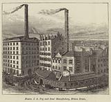 Messrs J S Fry and Sons' Manufactory, Nelson Street
