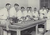 Smithfield Institute, A Sausage-Making Class