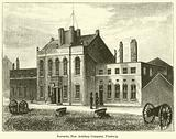Barracks, Honorable Artillery Company, Finsbury