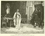 Earl Leofric and Lady Godiva