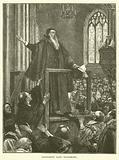 Cranmer's last testimony