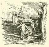 Landing of the Jutes