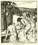 The baptism at Tara