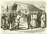 Afrique centrale, L'expedition de M Stanley a la recherche du Dr Livingstone, la rencontre des …