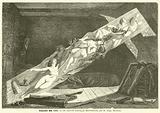 Salon de 1865, Un rayon dans la mansarde, par M Hipp Michaud