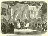 Grand Theatre-Parisien, Jeanne Darc, opera en cinq actes et prologue; acte IIIe, scene derniere