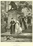 Les carpes de Fontainebleau, XVIe siecle