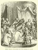 Queen Philippa interceding for the Burghers of Calais