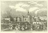Back of the Horse-Guards and the Admiralty