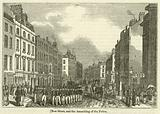 Bow Street, and the Assembling of the Police