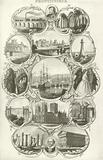 Frontispiece for England and Wales Delineated