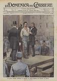 La nuova infamia austriaca, il martirio di Cesare Battisti nel Castello di Trento