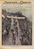 La XIXa Corsa ciclistica Milano-San Remo, vinta da Girardengo