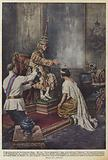 L'incoronazione dei Sovrani del Siam