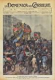 Le delizie dello sciopero generale a Londra