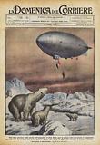 Una data gloriosa nella storia dell'umanita, il Polo Nord, per la prima volta nei secoli …
