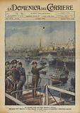 La trionfale visita del Primo Ministro a Genova