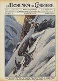 Dei ventun alpini del Battaglione Fenestrelle travolti dalle valanghe nella Valle dell'Alta Dora …