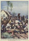 Una torma di ladri aveva fatto una razzia di cavalli nel villaggio romeno di Izmall
