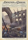 L'incendio del Teatro Comunale di Bologna