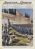 Nella superba cornice dello Stadio di Domiziano, a Roma, il Duce ha tenuto il Gran Rapporto a 4000 …
