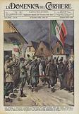 Con originale e suggestiva cerimonia, la Madonnina dei militi confinari delle Alpi Giulie …