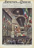 Il Plebiscito Dell'Anno XII – Serate splendenti a Milano, in Galleria