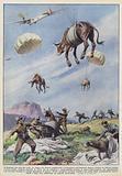 Il bestiame che cade dal cielo