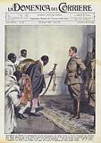 Continuano in Etiopia le sottomissioni di alti personaggi