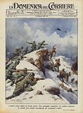 I nostri eroici alpini al fronte greco