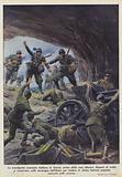La travolgente avanzata italiana in Grecia, prima della resa ellenica