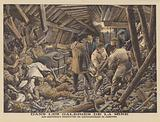 Courrieres mine disaster, France