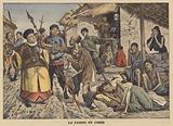 Famine in China