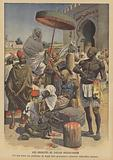 The cruelties of Sultan Abdelhafid of Morocco