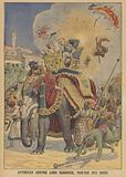 Assassination attempt against Lord Hardinge, Viceroy of India